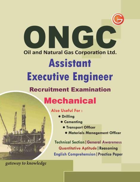 Ongc Mechanical Asst. Executive Engineering Recruitment Examination 1 Edition