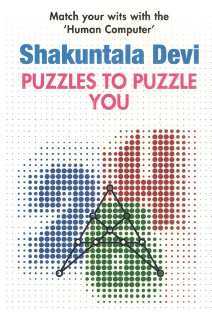 Puzzles to Puzzle By Shakuntala Devi PDF