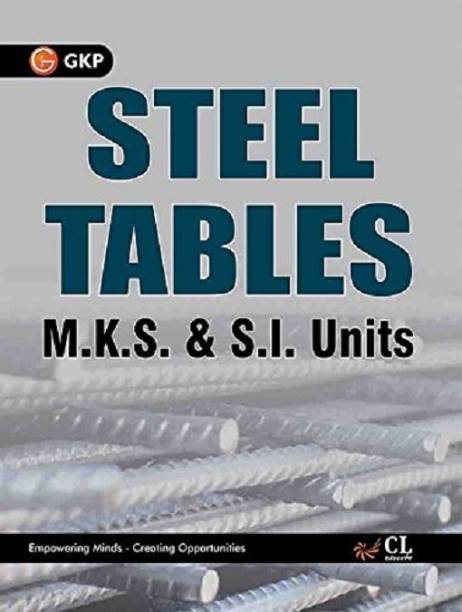 Steel Table (M.K.S.& S.I Units)