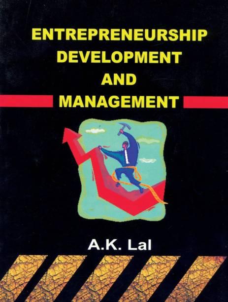 Entrepreneurship Development & Management