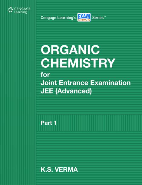 Organic Chemistry For Joint Entrance Examination Jee (Advanced) - Part 1 2 Edition