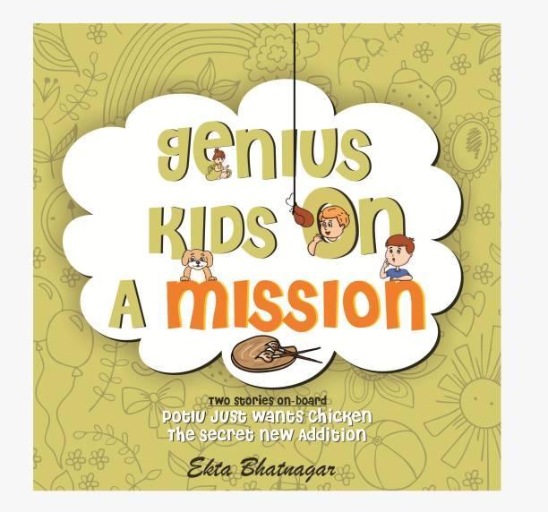 Genius kids on a mission