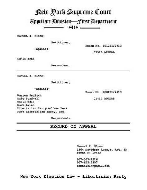 Court Records Online