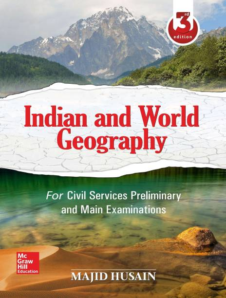 Indian and World Geography 3 Edition