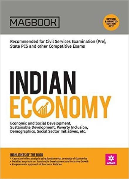 Magbook Indian Economy 2017 4 Edition