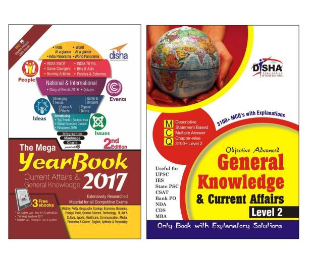 General Studies Package for UPSC - CSAT/ CDS/ CAPF/ CISF Exams