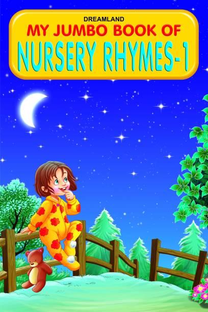 Miss & Chief My Jumbo Book - NURSERY RHYMES