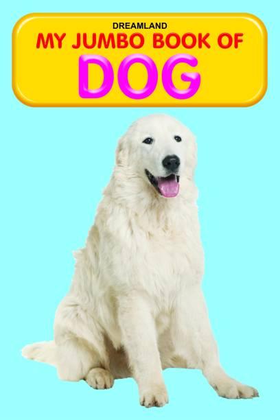 My Jumbo Book - DOG