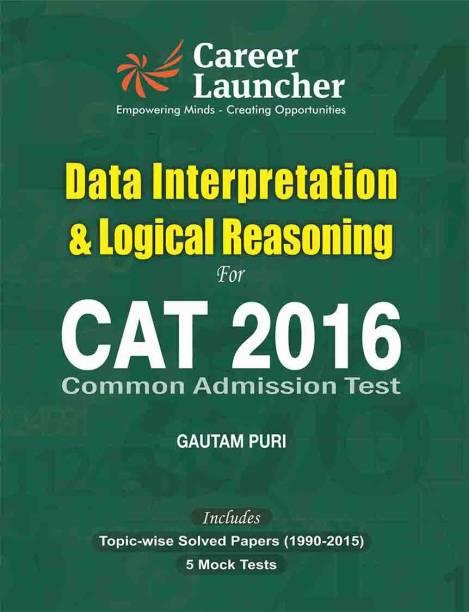 CAT Data Interpretation & Logical Reasoning 2016