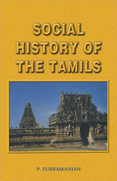 Social History of the Tamils 1707-1947