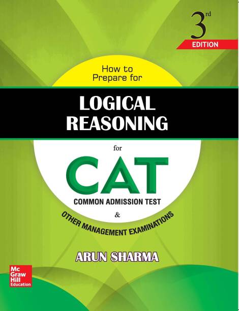 Arun sharma books store online buy arun sharma books online at how to prepare for logical reasoning for the cat 3 edition fandeluxe Image collections
