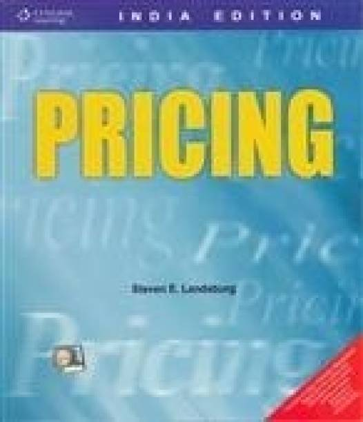 Pricing 1st  Edition