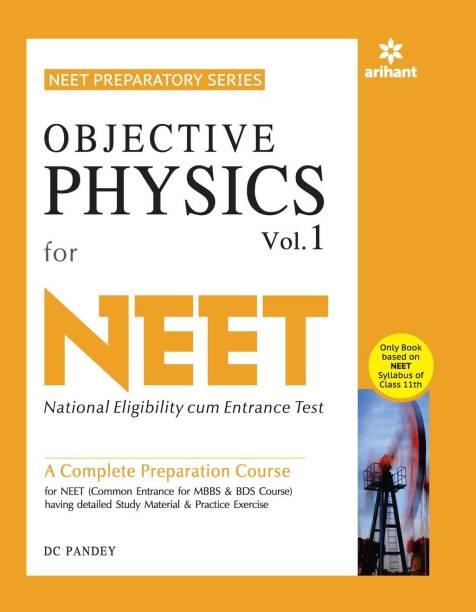 Objective Physics Vol.-1 for NEET