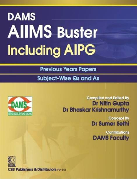 AIIMS MBBS Books - Buy Best Books for AIIMS MBBS Online at