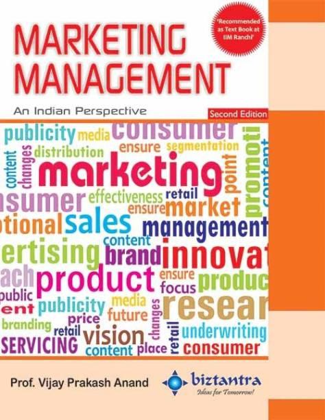 Marketing Management, 2nd Ed