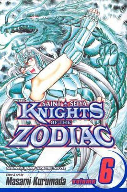 Knights of the Zodiac (Saint Seiya), Vol. 6, 6