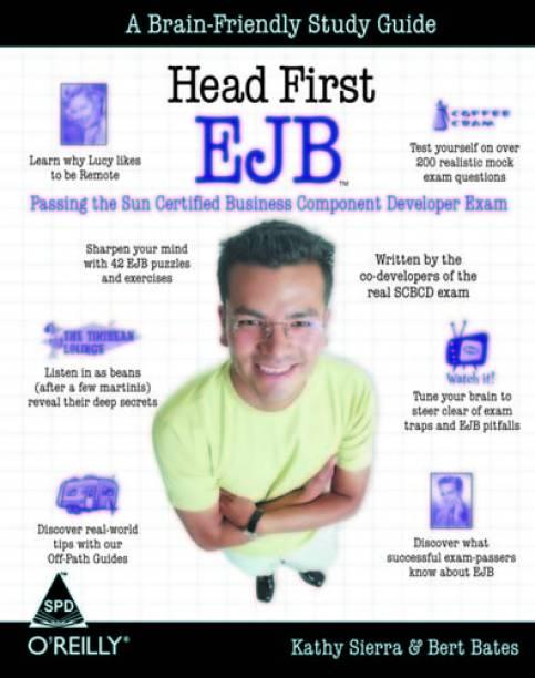 Head First EJB 1st  Edition