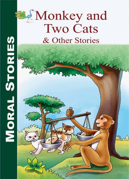 Monkey & Two Cats & Other Stories