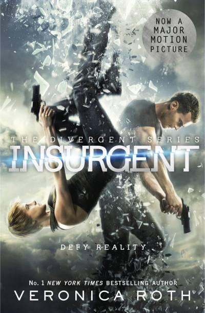 INSURGENT (FILM TIE IN) - Defy Reality