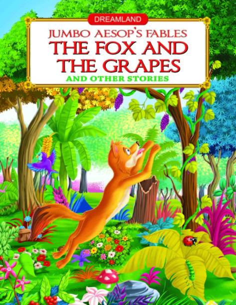 Jumbo Aesop's - The Fox and the Grapes