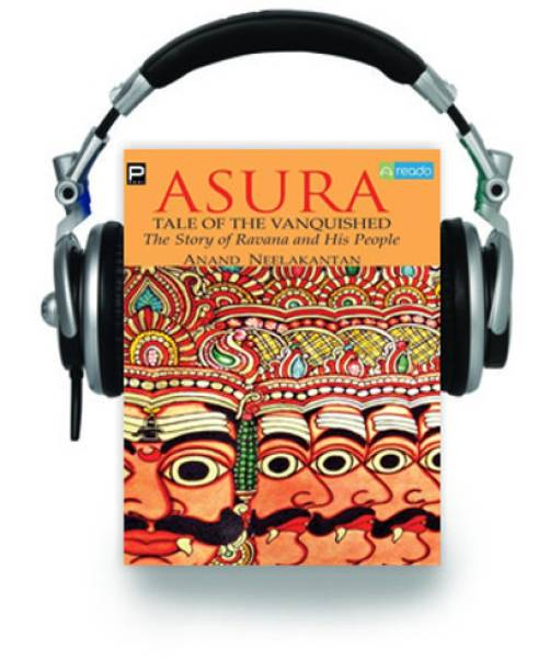 Asura - Tale of the Vanquished - The Story of Ravana and His People with 1 Disc