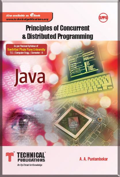 A a puntambekar books store online buy a a puntambekar books principles of concurrent and distributed programming for uop te comp sem ii 2012 course fandeluxe Image collections