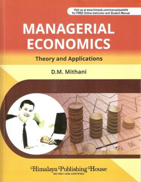 Managerial Economics Theory and Applications