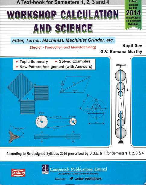 Workshop Calculation And Science for Mechanical