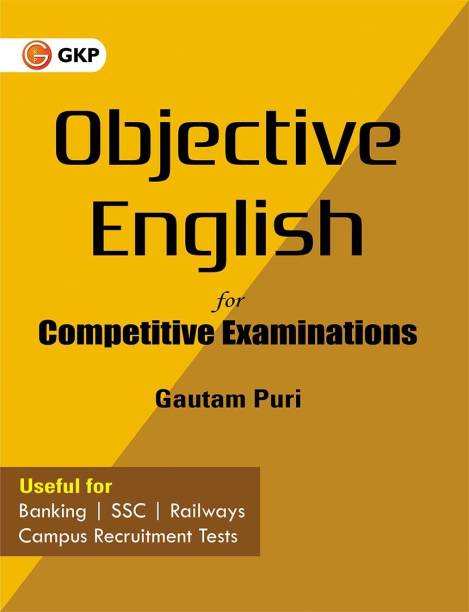 Objective English for Competitive Examinations