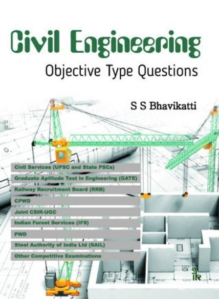 S s bhavikatti books store online buy s s bhavikatti books online civil engineering objective type questions fandeluxe Image collections