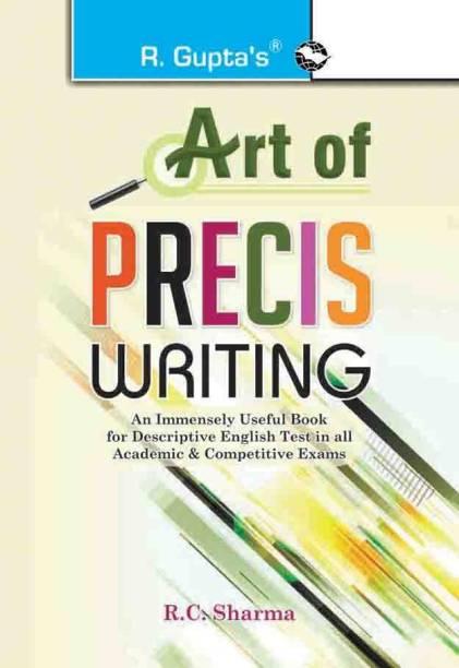 Art of Precis Writing