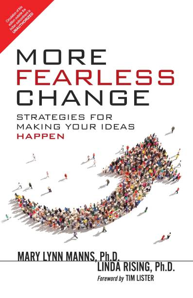 More Fearless Change - Strategies for Making Your Ideas Happen 1 Edition