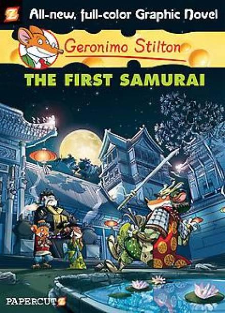 GERONIMO STILTON GRAPHIC #12 THE FIRST SAMURAI