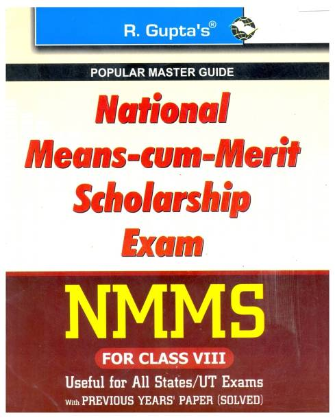 Ntse National Talent Search Examination Guide (Class-8)