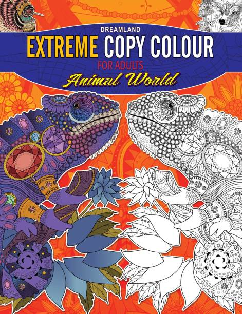 Extreme Copy Colour- ANIMAL WORLD