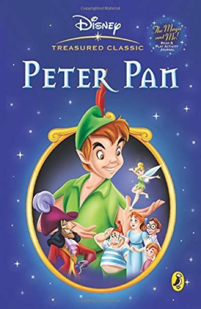 Treasured Classic Peter Pan