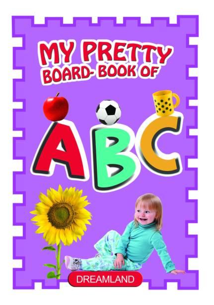 My Pretty Board Books - ABC
