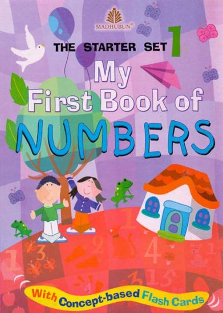 Starter Set - I My First Book of Numbers