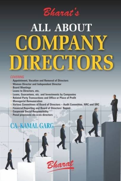 All about Company Directors 1st Edition