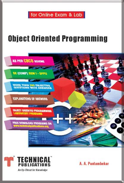 A a puntambekar books store online buy a a puntambekar books object oriented programming for sppu se sem i comp cbcs scheme course 2015 fandeluxe Image collections