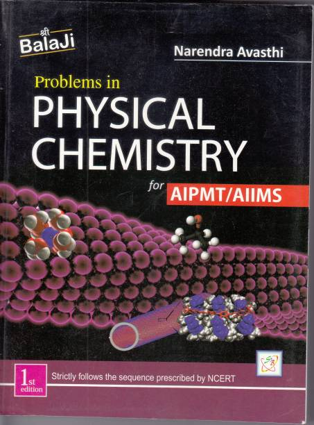 Problems In Physical Chemistry For AIPMT/AIIMS