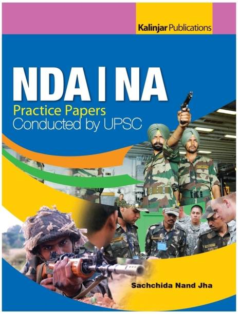 NDA / NA - Practice Papers 1st  Edition