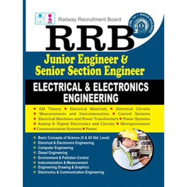 Rrb Junior Engineer And Senior Section Engineer (Eee) - RRB EXAM GUIDE