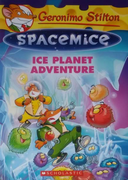 GERONIMO STILTON - SPACEMICE#03 ICE PLANET ADVENTURE