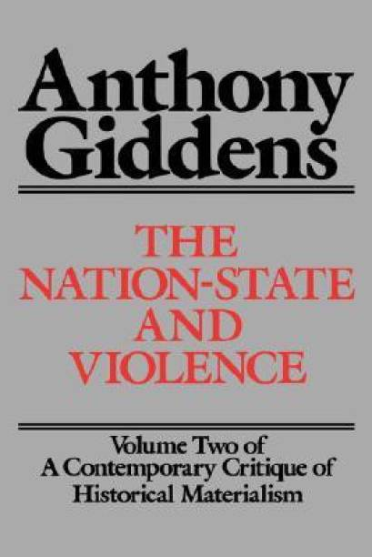 Anthony giddens books store online buy anthony giddens books the nation state and violence fandeluxe Choice Image
