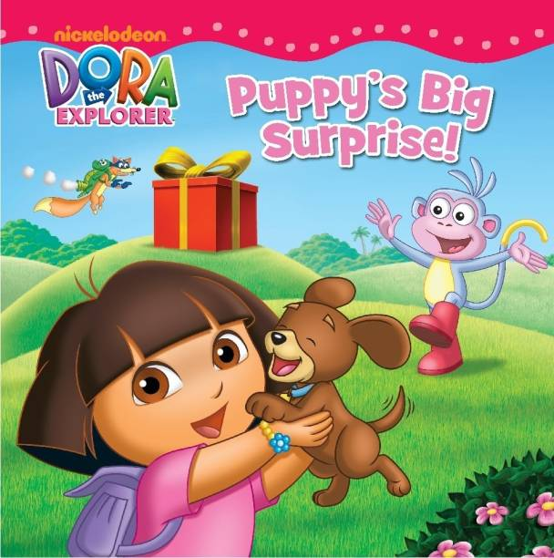 Dora Puppys Big Surprise
