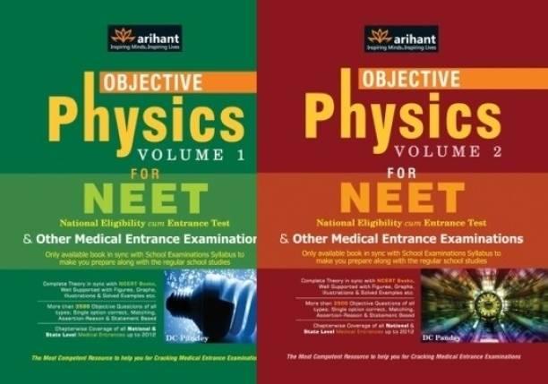 Physics for NEET Vol-1 & 2 (Set of 2 Books)