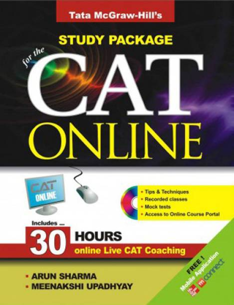 Study Package for the CAT Online (With CD) 1st  Edition