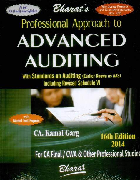 Professional Approach to Advanced Auditing (Module - 2) 2014 16th Edition