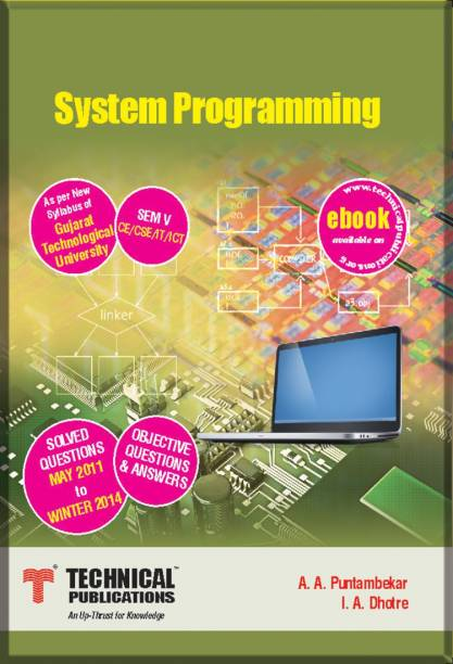 A a puntambekar books store online buy a a puntambekar books system programming for gtu v compit 2013 course 1 edition fandeluxe Image collections